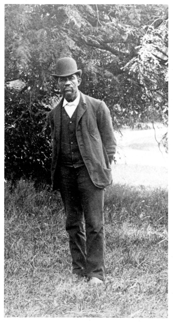 black environmentalist Solomon Brown