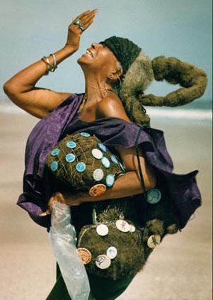 "black environmentalist MaVynee Betsch ""The Beach Lady"""